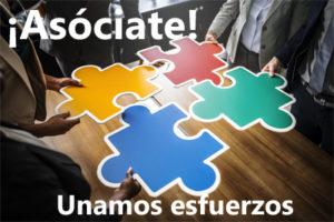Grupo de empresarios, networking y capacitación