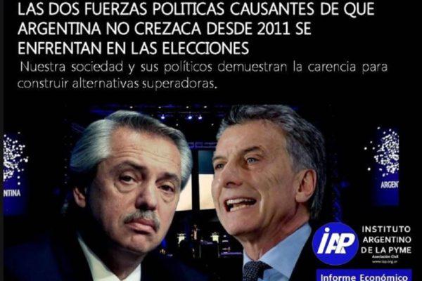 Economía argentina, crecimiento económico