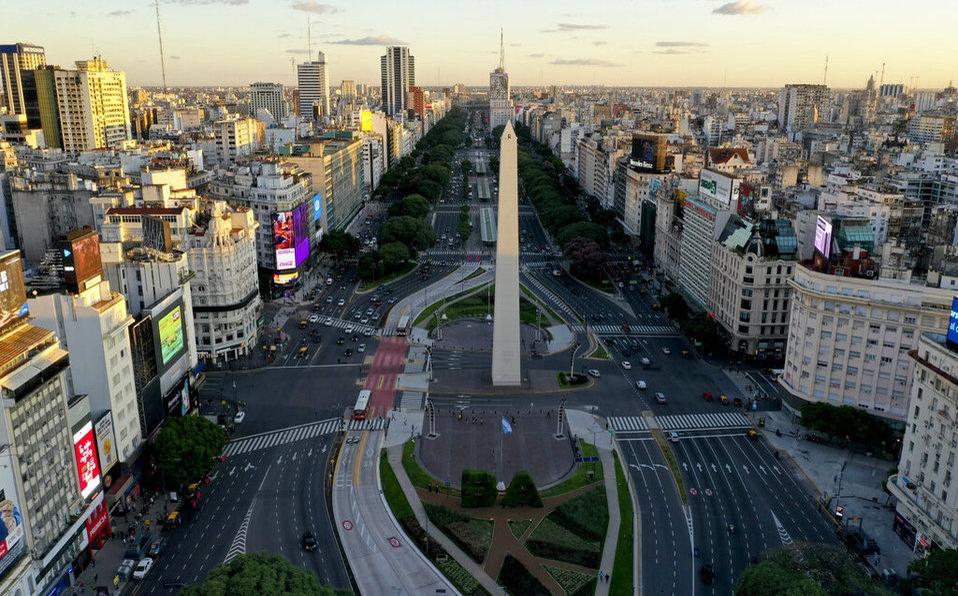Argentina paralizada por la cuarentena